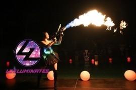 LOS LUMINATES - LED Entertainment - Spain, Spain