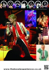 Laurence - `The Bowie Experience` - Other Tribute Band - Dorset, South West