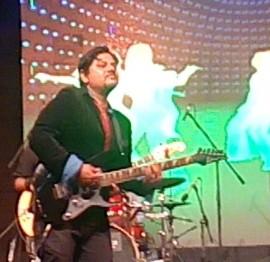 Abhishek Gupta - Rock Band - Mumbai, India