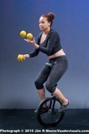 Jerlin Cuesta - Juggler - New York City, New York