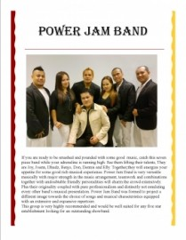 POWER JAM BAND - Cover Band - Thailand, Thailand