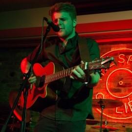 Brendan Cleary - Guitar Singer - Ealing, London