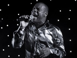 J P MORRIS - Male Singer - Sheffield, North of England
