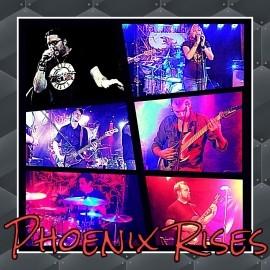 Phoenix Rises - Rock Band - Minnesota