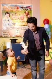 bird act/ rjmagic - Children's / Kid's Magician - davao city Philippines, Philippines
