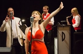 Max Debon & The Debonaires - Swing Dance Band - Swing Band - Manchester, North of England