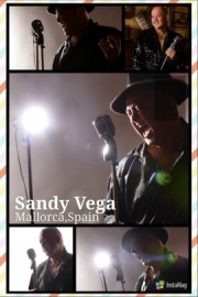 Sandy Vega - Male Singer - Palma de Mallorca, Spain