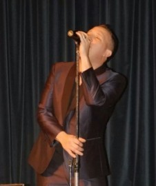 Colin Harper  (welshcowboy) - Robbie Williams Tribute Act - Flintshire, Wales