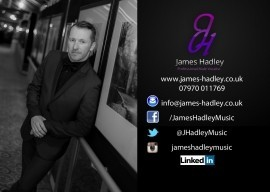 James Hadley - Male Singer - Cannock, Midlands
