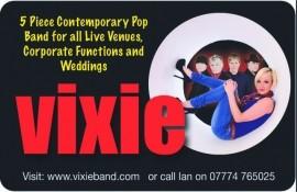Vixie - Cover Band - Lancashire, North West England