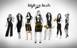 High on Heels All Female Live Band - Cover Band - Borehamwood, East of England