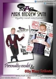 The Olly Factor by Mark Andrew smith - Olly Murs Tribute Act - South West