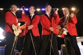 THE NEW JERSEY BOYS / MULTI VARIETY ACT - Frankie Valli 4 Seasons Tribute - Tiverton, South West