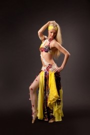 Ines Karu (InesDance) - Belly Dancer - Battersea, London
