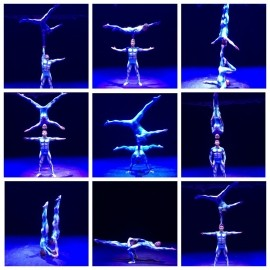 Acrobatic Duo Magnus - Aerialist / Acrobat - Kiev, Ukraine