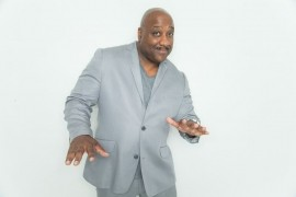 Comedian Dwayne L Gill - Clean Stand Up Comedian - Lansing, Michigan