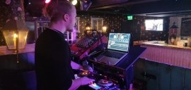 KRSNA - Nightclub DJ - Woolwich, London