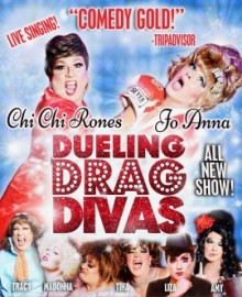 DUELING DRAG DIVAS - Other Speciality Act - Ogunquit, Maine
