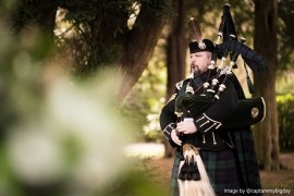 Andrew Brian Highland Bagpiper - Bagpiper - Warrington, North West England