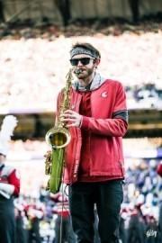 James T.C. - Saxophonist - Pullman, Washington