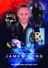 James Long - Stage Illusionist - Kingston upon Hull, Yorkshire and the Humber