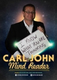 Carl John Mind Reader. - Mentalist / Mind Reader - Wales