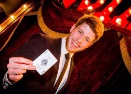 Nathan Newcastle - Close-up Magician - North West, North West England