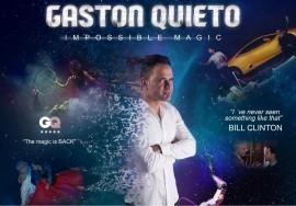 GQ Illusionist  - Stage Illusionist - Buenos Aires, United Arab Emirates