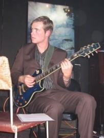 Mel - Electric Guitarist - Canada, Quebec