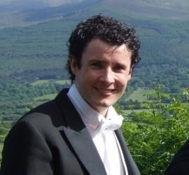 Dominic Mc Gorian Tenor - Classical Singer - Dublin, Leinster