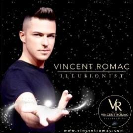 vincent romac - Stage Illusionist -
