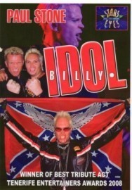 The Billy Idol 80s Tribute Show - Tribute Act Group - Mansfield, East Midlands