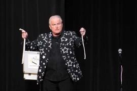 John Russell - Comedy Cabaret Magician - Metro Detroit, Michigan