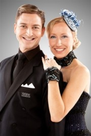 Michael & Martina Burton - Ballroom Dancer - London