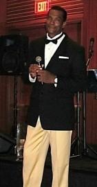 Porter Singletary  - Male Singer - Fullerton, California