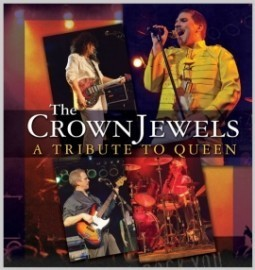 The Crown Jewels - A Tribute to Queen - Queen Tribute Band - Rogers, Minnesota