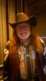 Las Vegas Willee. Singer impersonator as willie nelson - Male Singer - Las Vegas, Nevada