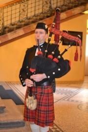 Robin Hay the Piper - Bagpiper - Glasgow, Scotland