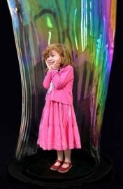 Bonnie the Bubble Lady - Bubble Performer - Ealing, London