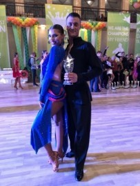 Professional Ballroom Couple - Ballroom Dancer - Kharkov, Ukraine