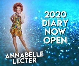 Neil Doyle/Annabelle Lecter - Drag Queen Act - Manchester, North of England
