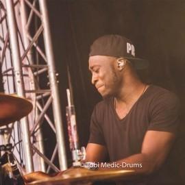Tobi Medic-Drums  - Drummer - Kharkiv, Ukraine