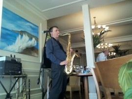 Mark Crowe - Saxophonist - Bournemouth, South East