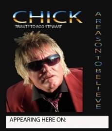 Chick - Rod Stewart Tribute Act - Midlands