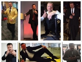 Tim Oliver - Ricky Gervais Lookalike - London, East of England