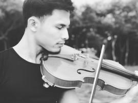 Micah James Cervera Sanchez - Violinist - San Fernando, Philippines