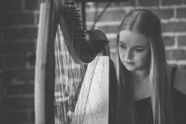 Christine Palethorpe - Harpist - Nottingham, Midlands