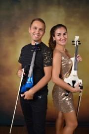 Black Diamonds Duo - Violinist - Kharkiv, Ukraine
