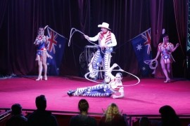 Brophy Western Show - Other Speciality Act - Great Britain, Midlands