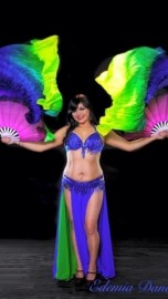 Edemia Dance - Belly Dancer - Capitola, California